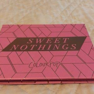 ColourPop Sweet Nothings eyeshadow palette